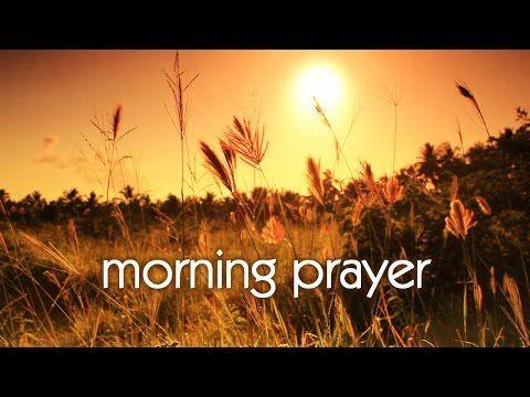 Short Morning Prayer-Good Morning Prayers