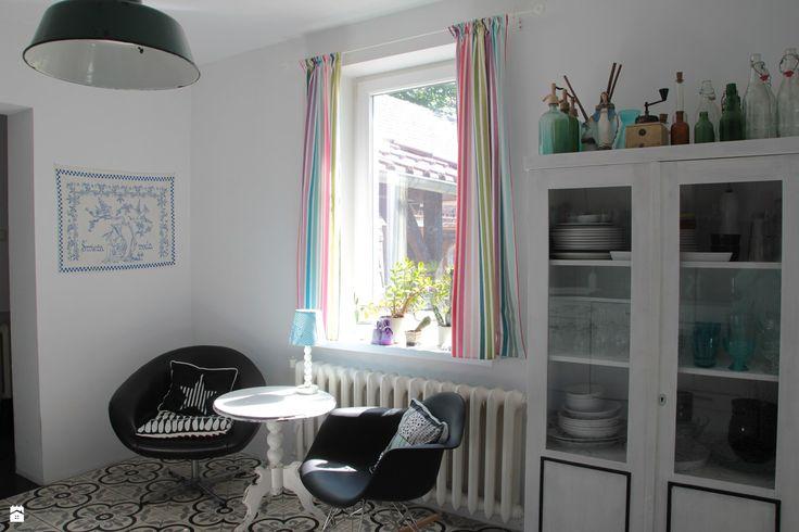 Kuchnia - zdjęcie od Agnieszka Kijowska - Kuchnia - Styl Skandynawski - Agnieszka Kijowska, black & white, scandinavian design, kitchen, diy