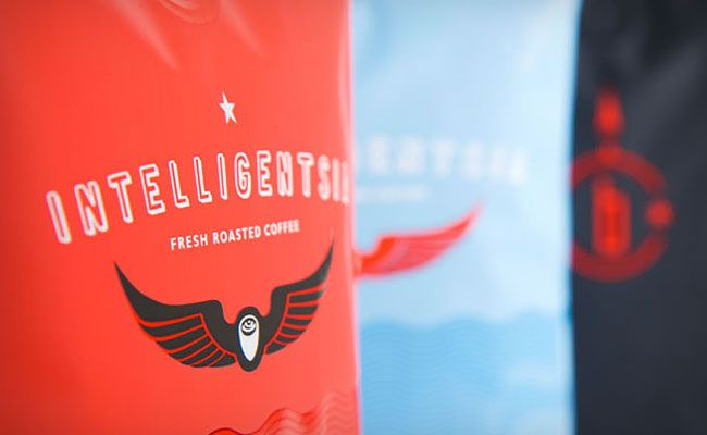 Intelligentsia Coffee - one of the two best coffee roasters on the planet.