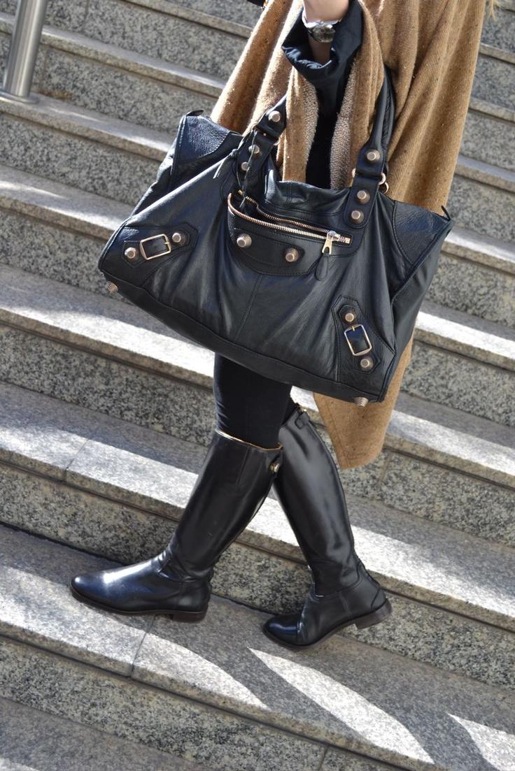 Balenciaga work bag...the greatest purse ever created!