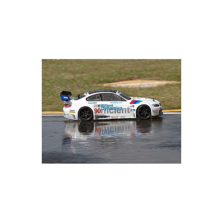 HPI RTR SPRINT 2 FLUX 2.4GHZ WITH BMW M3 BODY - ToyTrade.dk
