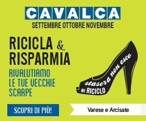 Da #Cavalca, tornal'iniziativa Ricicla e Risparmia, per dire addio alle scarpe vecchie e dare il benvenuto a un nuovo paio. #promozione #shoes #fashion #shopping