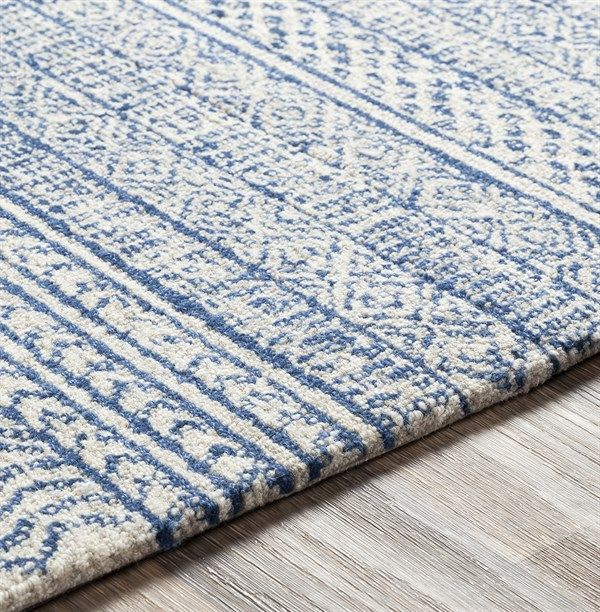 Surya Maroc 23456 Rugs Rugs Direct Dark Blue Rug Area Rug Collections Area Rugs
