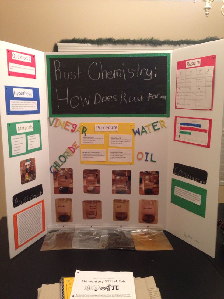 elementary science projects The water project is dedicated to providing clean, safe water to people in the   the story could easily be rewritten for older grades as a forensic science case.