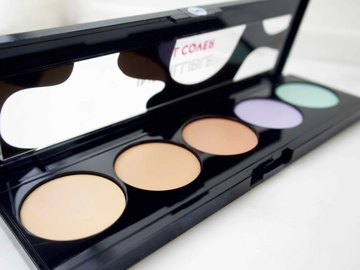 L'Oréal Infaillible Total Cover Palette