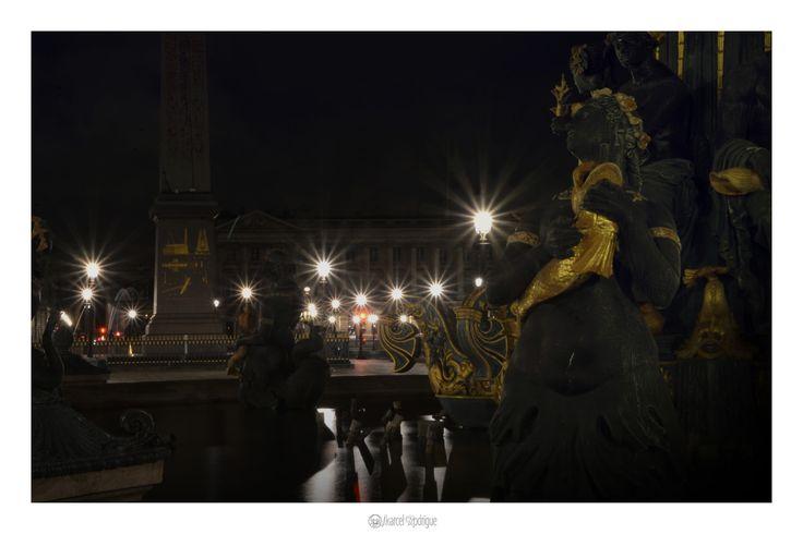 https://flic.kr/p/u8fs7U | Paris by night