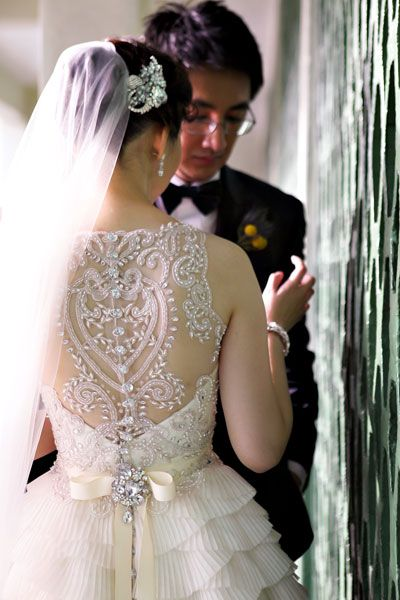 50 Real Brides' Gorgeous Gowns | Wedding Planning, Ideas & Etiquette | Bridal Guide Magazine