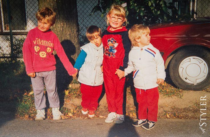 Kredą pisane. Dzieciństwo w latach 90-tych. #dziecinstwo #90 #felieton