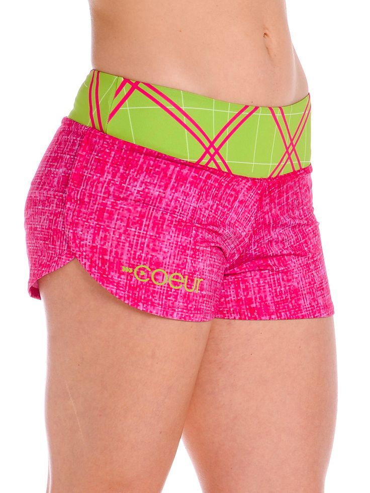 Women's Running Shorts The Run Shorts from Coeur are designed to perform. We took input from our team of marathoners, ultra-runners, and triathletes and created the highest quality run shorts on the m