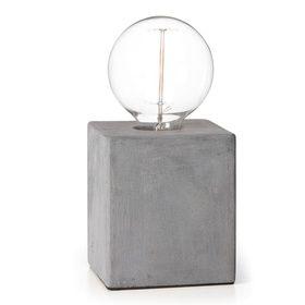 Cement Base Lamp $10