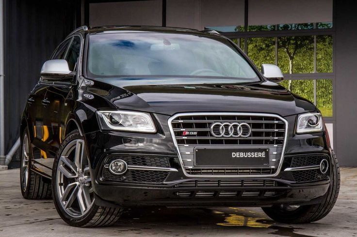 Debusseré - Audi SQ5   Bang