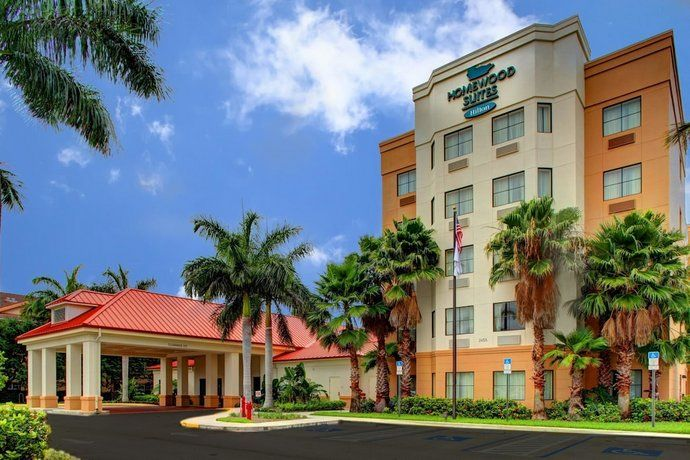Homewood Suites By Hilton Palm Beach Gardens Fl