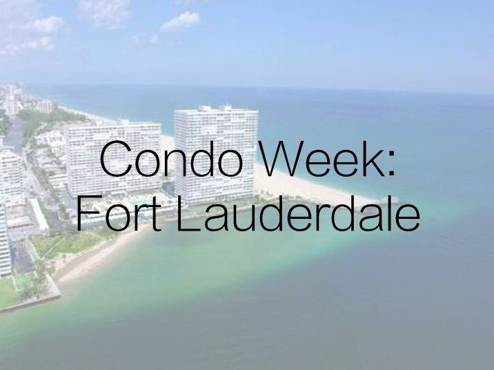 8 Best Images About Condo Week Fort Lauderdale On