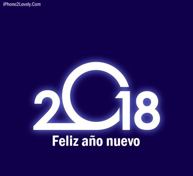 Happy New Year 2018 In Spanish