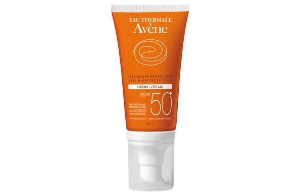Protect dry and sensitive skin from the sun's harmful UV rays with the Avene Very High Protection Cream SPF 50+ now available at Effortless Skin.