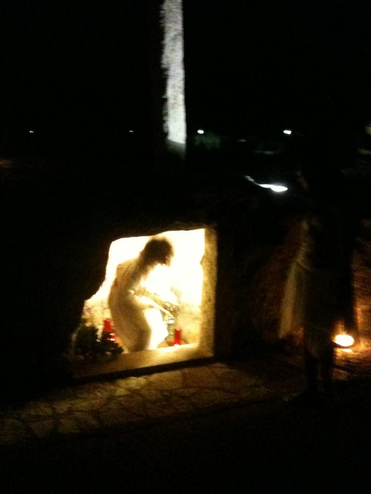 Menhir con Cripta di San Paolo