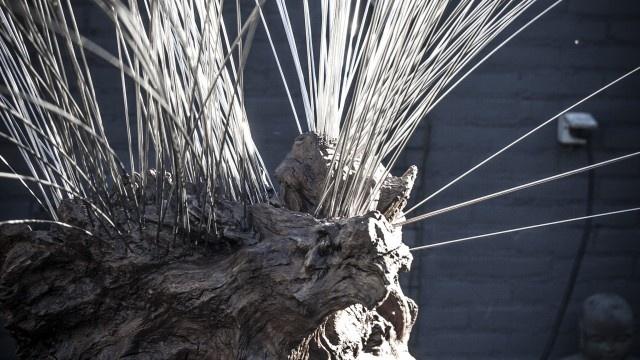 Artwork Magnetic under construction | Lebesque Design