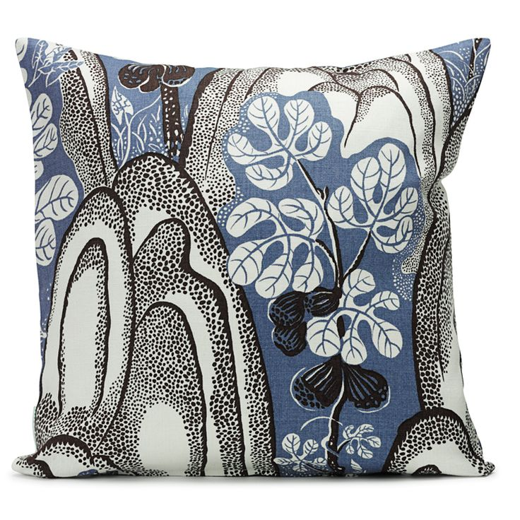 Cushion Rox & Fix Linen | Svenskt Tenn