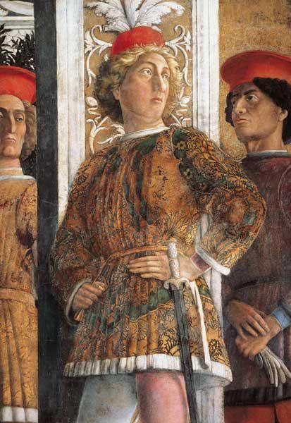 500 best palazzi italiani images on pinterest sicily for La corte dei gonzaga mantegna