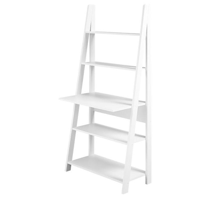 1000 Ideas About Ladder Desk On Pinterest Wall Ladders