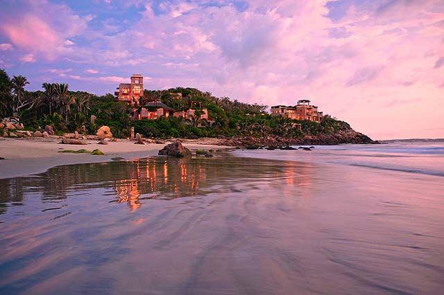Imanta Resort near #PuertoVallarta - an uber-luxe hideaway we've stayed at:  http://www.sandinmysuitcase.com/puerto-vallarta-hideaways-eco-chic-uber-luxe/ #luxury #travel #Imanta #Mexico