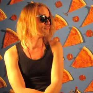 Macaulay Culkin's pizza-themed band The Pizza Underground were pelted with beer and booed off stage at this past weekend's Dot To Dot Festival.