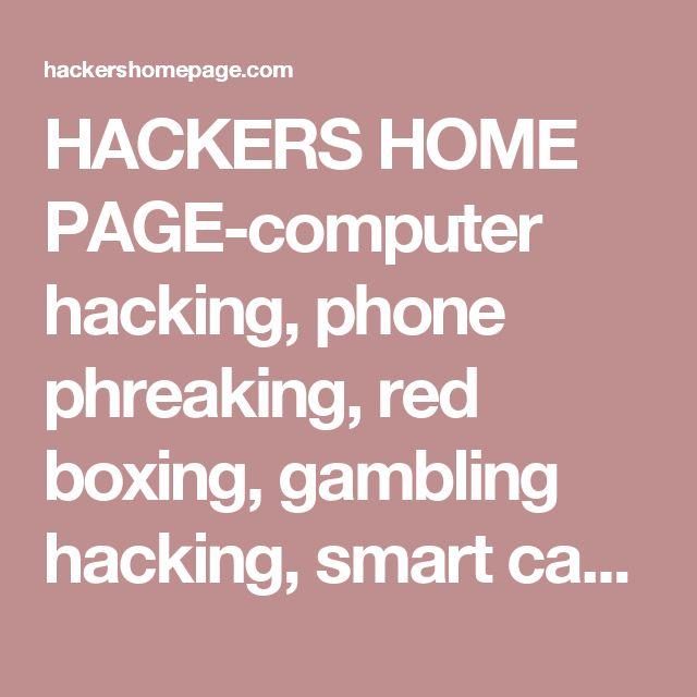 gambling hacking