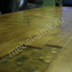 Дубовый стол 3D - Мебель АМК