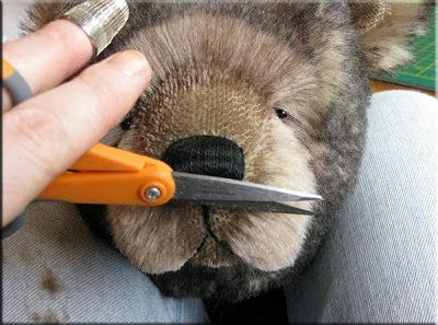 Bearing All: Making a Teddy Bear