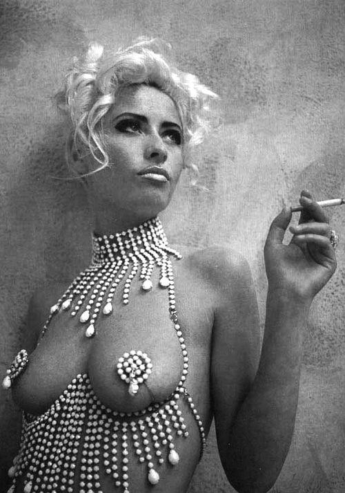 Wendy James/Transvision Vamp 80's retro cool