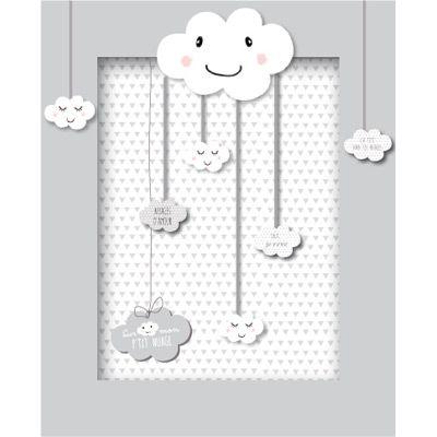 Pêle-mêle 5 vues P'tit nuage - Titoutam 50 €