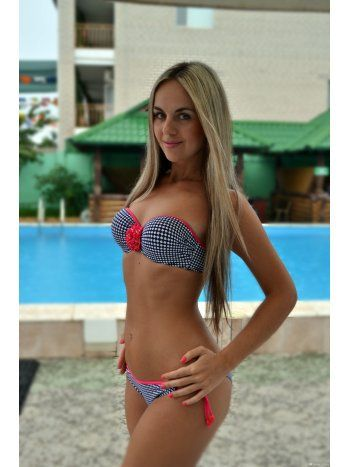 Women bikini brides blonde russian