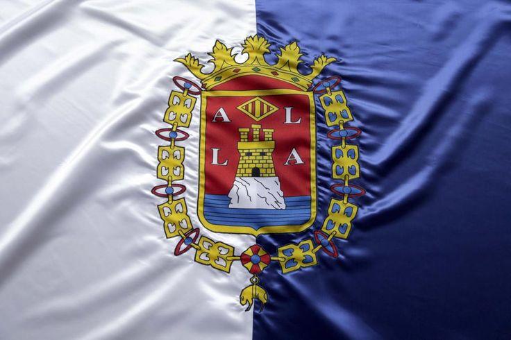 La bandera de #Alicante | Ayuntamiento de Alicante