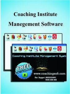 Shining Sun to provide Coaching Institute Management System (CIMS) Software in all over India. CIMS software helps you to manage students, teachers, courses, batches, fees etc.
