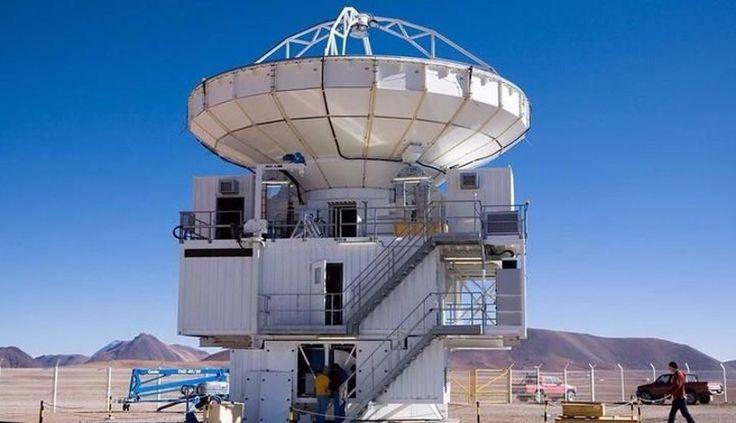 Proyecto Llama: el telescopio llegó al país: Lo trasladarán a Salta en 60 días para instalarlo en la base de Alto Chorrillos. Desde Salta…