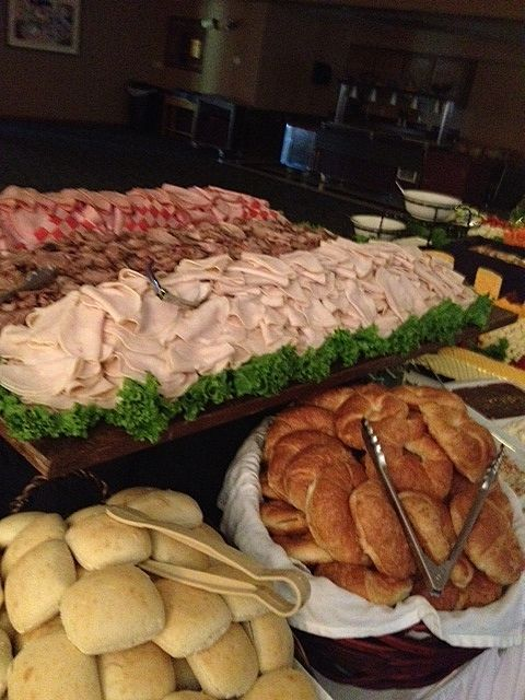 25  best ideas about sandwich buffet on pinterest