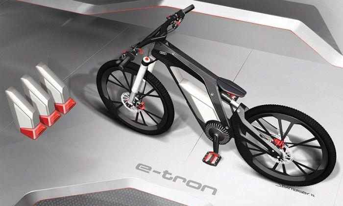 Audi creeaza un nou concept in mobilitatea pe doua roti: e-bike Worthersee