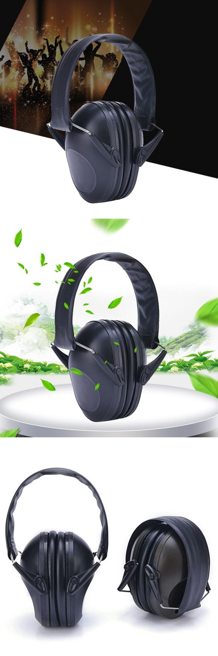 [Visit to Buy] Professinal design Ear Muff Outdoor Shooting Hearing Ear Protection peltor Ear Protectors Soundproof Shooting Earmuffs #Advertisement