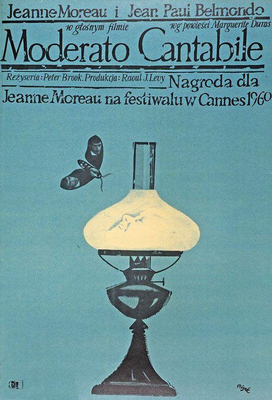 Moderato Cantabile (Poland), 1960.
