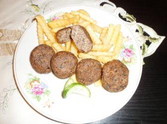 Rerform babfasírt recept: A 10 éves kisfiam nem hajlandó húst enni, ezért keresem a lehetőségeket a pótlásra. Ez a babfasírt lett az egyik kedvence. http://aprosef.hu/reform_babfasirt_recept