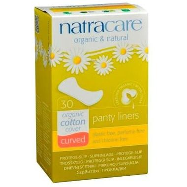 Natracare chemical free panty liners are high quality products made from only pure and natural materials that are derived from plant cellulose. They are not chlorine bleached and are free of rayon, plastics and other similar synthetic materials that have a negative impact on our environment. They are comfortable and reliable and available in different styles to suit your needs.