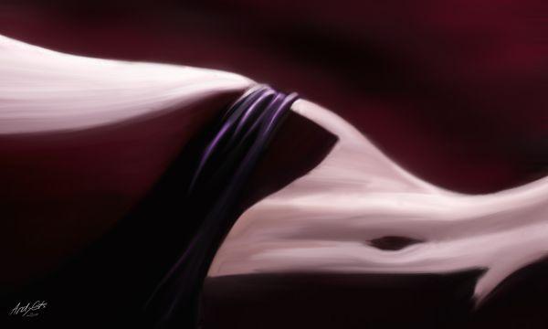 Velvet body on Behance