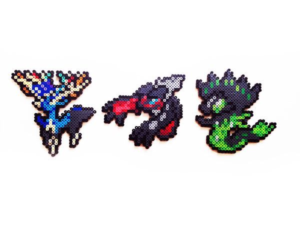 Xy legendary trio