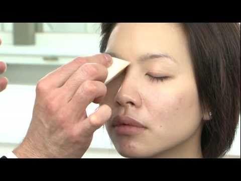 Bridal Makeup Tutorial by Make-Up Designory (pt1) - YouTube