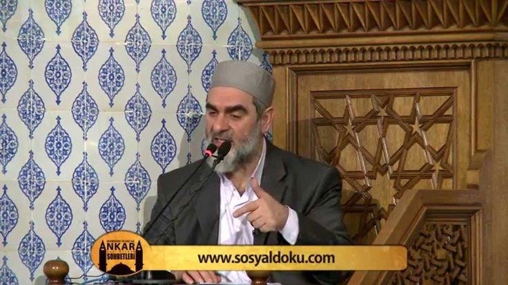 11) Dil Bilgisi Dersi - (Ankara Hacı Bayram Sohbetleri) - Nureddin YILDIZ - Sosyal Doku Vakfı