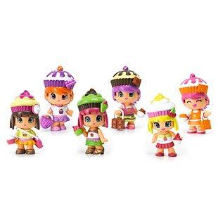Pinypon Cupcakes Figures