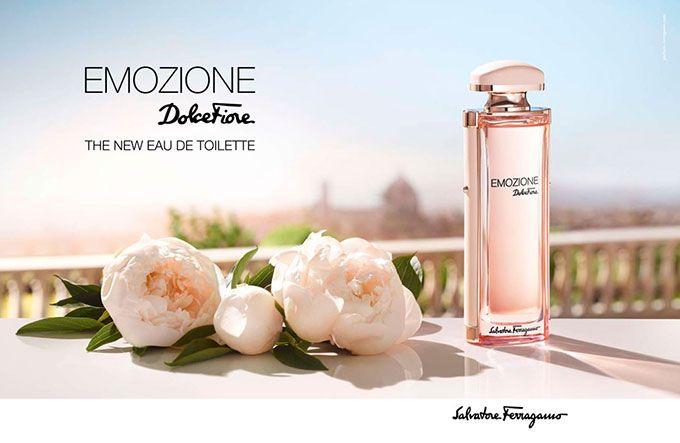 サルヴァトーレ フェラガモの新香水「エモツィオーネ ドルチェフィオーレ」花々や果物が届ける女性らしさ - 写真1