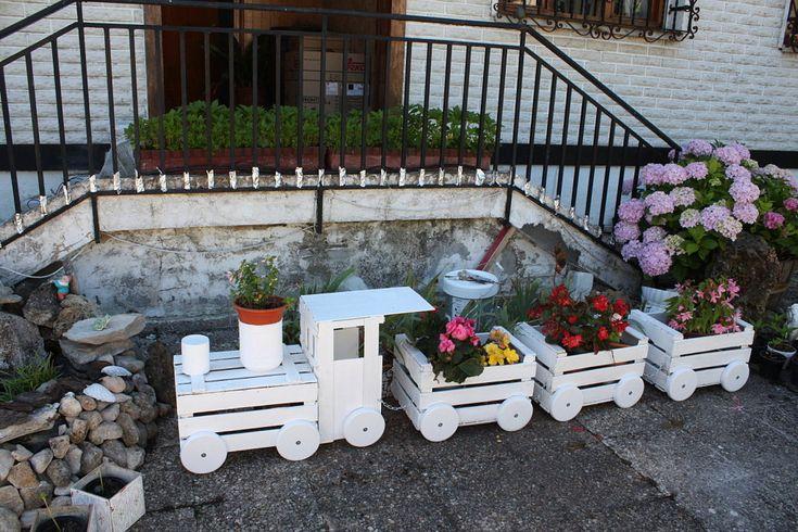 Los 10 trabajos con cajas de la fruta más votados en Facebook | Hacer bricolaje es facilisimo.com