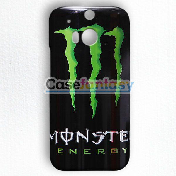 Monster Energy West Coast Customs HTC One M8 Case   casefantasy