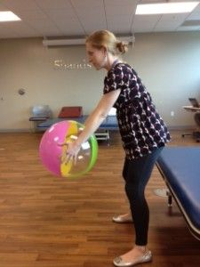 Physical Therapy Tips to manage retropulsion » Center for Movement Disorders and Neurorestoration » College of Medicine » University of Florida